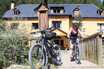 Bici de montaña en Banhs de Tredòs