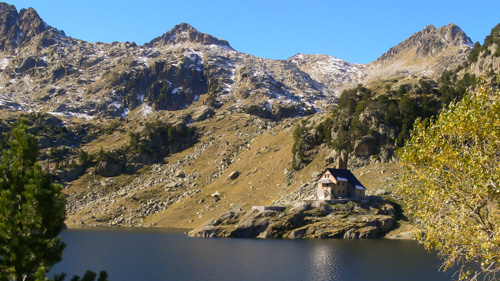 Grand lac de Colomers